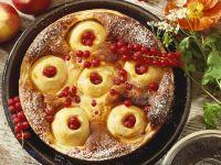 Käse-Apfelkuchen Rezept