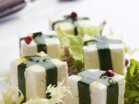 Käse mit Bärlauch Rezept