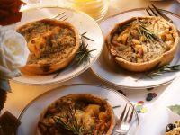 Käse-Quiche Rezept
