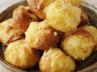 Käsebällchen auf französische Art Rezept