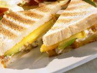 Käsesandwich Rezept