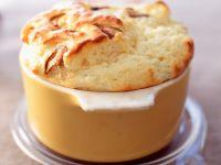 Käsesoufflé mit Pilzen Rezept