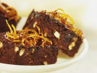 Kaffee-Schokokuchen (Brownies) Rezept