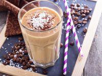 Kaffee-Smoothie: Zwei morgendliche Drinks vereint