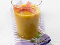 Kaki-Grapefruit-Smoothie Rezept