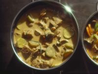 Kalbsgulasch mit Estragon Rezept