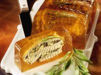 Kalbsschnitzel in Aspik Rezept