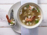 Kalorienarme Suppen