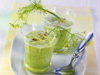 Kalte Gurkensuppe mit Joghurt Rezept