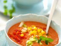 Kalte spanische Suppe (Gazpacho) Rezept