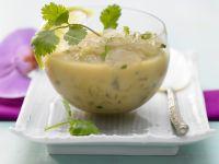 Kalte Thai-Suppe Rezept