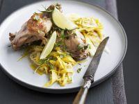 Kaninchenfleisch mit Limetten Rezept