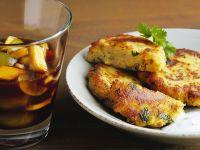 Kartofeltaler mit Chutney Rezept