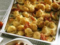 Kartoffel-Apfel-Gratin Rezept