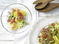 Kartoffel-Avocado-Salat Rezept