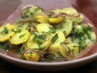 Kartoffel-Bärlauchsalat Rezept