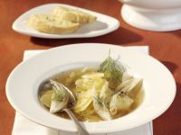 Kartoffel-Fenchel-Suppe Rezept