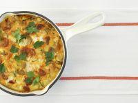 Kartoffel-Frittata mit Chorizo Rezept