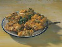 Kartoffel-Lauch-Frittata Rezept