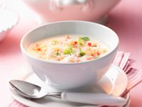 Kartoffel-Meerrettich-Suppe Rezept