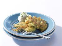 Kartoffel-Möhren-Puffer Rezept