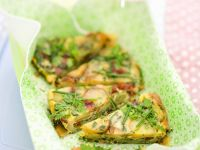Kartoffel-Omelett auf italienische Art Rezept
