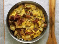 Kartoffel-Pancetta-Frittata Rezept