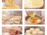 Kartoffel-Semmel-Klöße Rezept