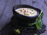 Kartoffel-Specksuppe Rezept