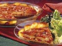 Kartoffel-Tomatengratin Rezept