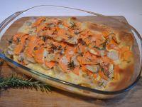 Kartoffel-Topinambur-Gratin Rezept