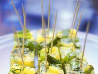 Kartoffel-Tortilla mit Spargel Rezept