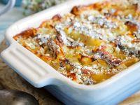 Kartoffelgratin mit Anchovis Rezept