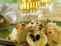 Kartoffelklöße mit Sauerkraut Rezept