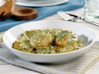 Kartoffeln in Zwiebelsauce Rezept