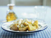 Kartoffeln mit Feta Rezept