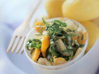 Kartoffeln mit Möhrengemüse Rezept