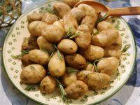 Kartoffeln mit Rosmarin Rezept