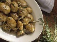 Kartoffeln mit Schalotten und Kräutern Rezept