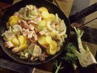 Kartoffelpfanne mit Kassler Rezept