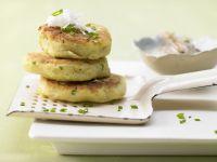 Kartoffelplätzchen – smarter Rezept