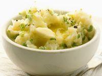 Kartoffelpüree mit Lauchzwiebel (Irish Champ) Rezept