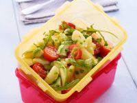 Kartoffelsalat mit Avocado Rezept
