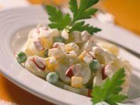 Kartoffelsalat mit Joghurtdressing