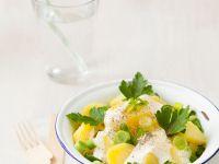 Kartoffelsalat mit Mayonnaise Rezept