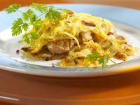 Überbackene Schnitzel Rezept