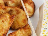 Kartoffelspalten aus dem Ofen Rezept