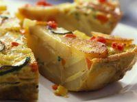 Kartoffeltortilla mit Gemüse Rezept