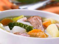 Kassler-Gemüse-Topf Rezept