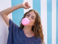 Neue Studie: Schlank durch Kaugummi kauen?